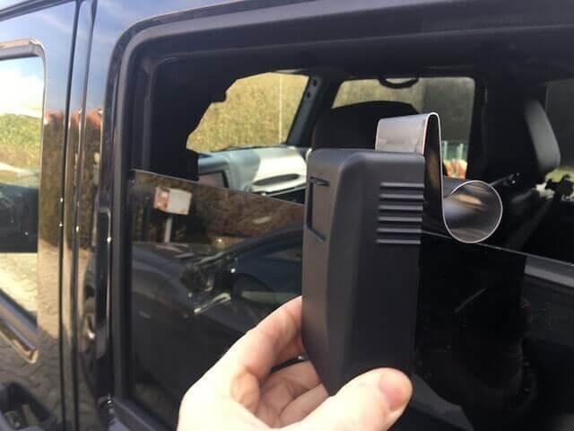 BELS17A - boîte à clés murale - coffre à clés sécurisé