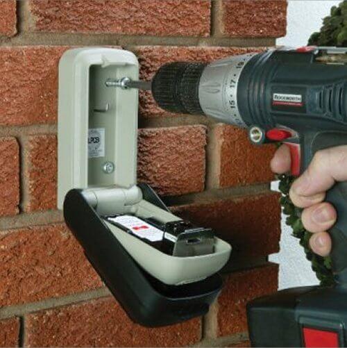GE500 - coffre à clés mural - coffre à clés