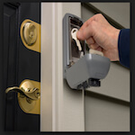 GE/Supra Coffre à clés : Keysafe PRO 500  photo7