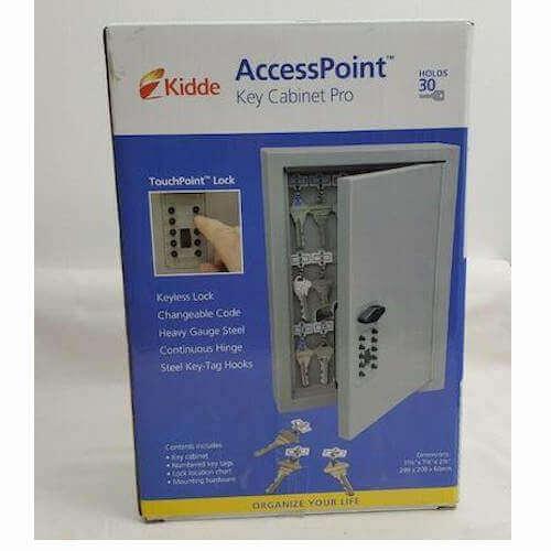 GEKC30 - coffre à clés sécurisé - coffre à clés