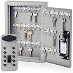 GEKC30|coffre à clés à code - boîte à clés murale