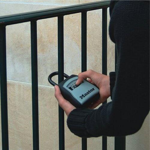 MLK5400D - boîte à clés murale - coffre à clés