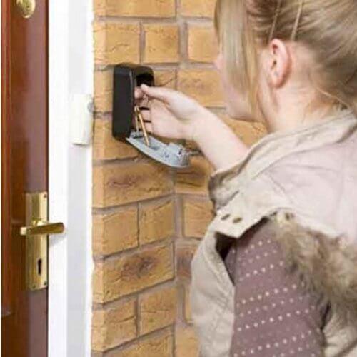 MLK5401D,boîte à clés murale - coffre à clés mural