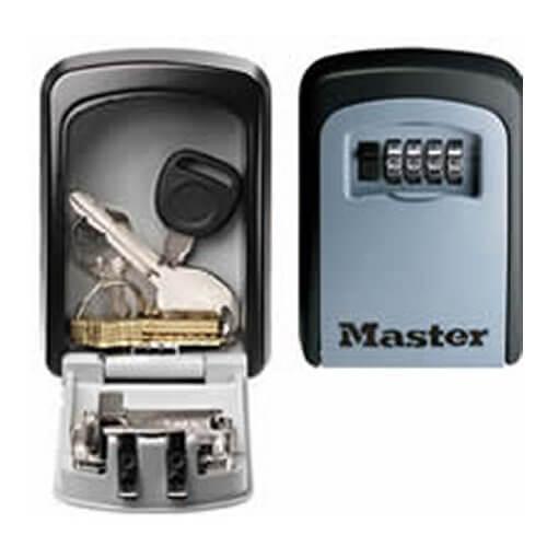 MLK5401D,boîte à clés à code - coffre à clés mural