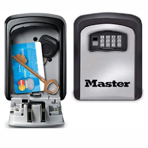 MLK5403 - boîte à clés murale - coffre à clés sécurisé