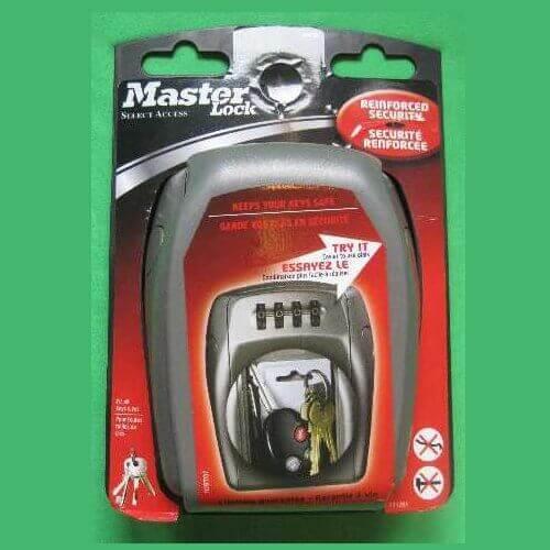 MLK5415,coffre à clés mural - boîte à clés sécurisée