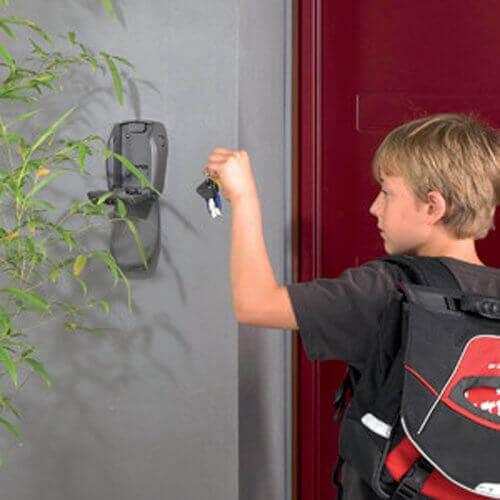 MLK5415,coffre à clés mural - coffre à clés