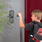 MLK5415|boîte à clés sécurisée - coffre à clés mural