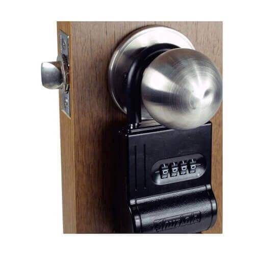 SL200 - boîte à clés sécurisée - coffre à clés à code