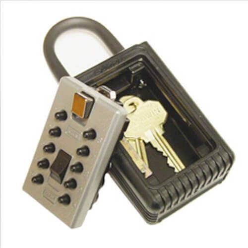 SUPRAPORT,coffre à clés mural - coffre à clés mural
