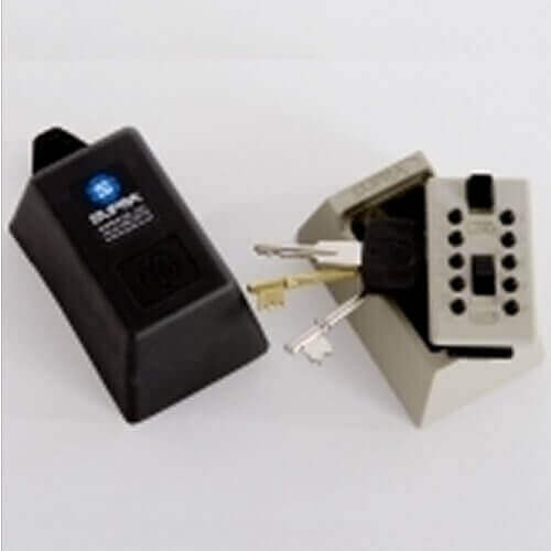 SUPRAS5,coffre à clés mural - boîte à clés à code