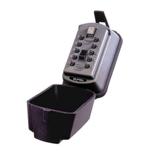SUPRAS6,coffre à clés sécurisé - boîte à clés murale
