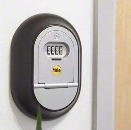 Y500,coffre à clés sécurisé - boîte à clés à code