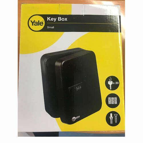 YKC20,boîte à clés à code - coffre à clés à code